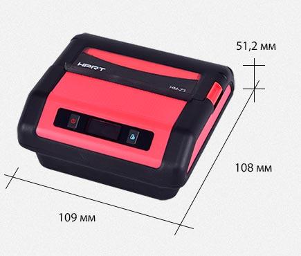 3-дюймовый мобильный чековый принтер